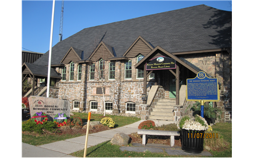 Rosseau Memorial Community Hall