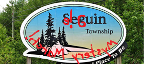 image of Seguin sign