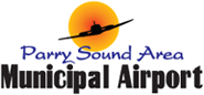 Parry Sound Area Municipal Airport logo
