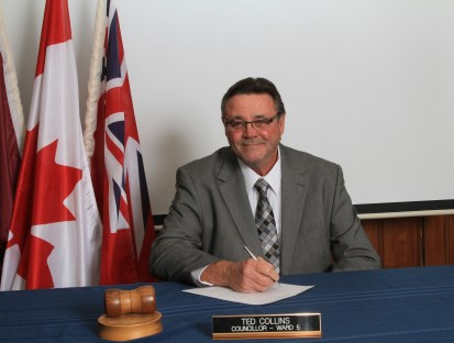 Councillor Ted Collins